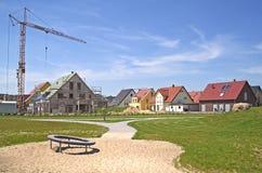 houses nytt Royaltyfri Fotografi