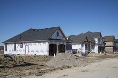 houses nytt Arkivfoto