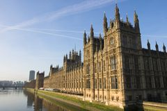 Free Houses Of Parliament Royalty Free Stock Photos - 8525408