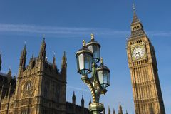 Free Houses Of Parliament Royalty Free Stock Photography - 8525417