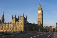 Free Houses Of Parliament Royalty Free Stock Photography - 8525437