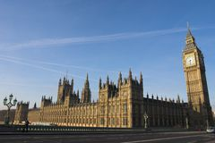 Free Houses Of Parliament Royalty Free Stock Photography - 8525447
