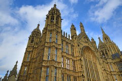 Houses of Parlament, Big Ben, London, England Royalty Free Stock Photo