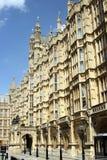 houses parlament u för K london Royaltyfri Fotografi