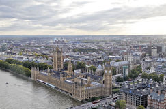 houses parlamentet Royaltyfria Bilder