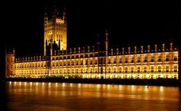 houses parlamentet Arkivfoton