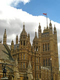 Houses of Parliament 04 Stock Image