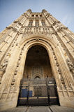 Houses of Parliament. Site in London Royalty Free Stock Photo