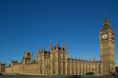 Houses of the Parliament Stock Image