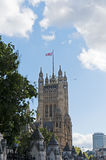 The houses of Parliament Royalty Free Stock Photography