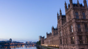 Houses of parliament. Image or the houses of parliament at Dawn Stock Photos