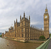 Houses of Parliament Royalty Free Stock Photos
