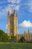 Houses of Parliament. In London Royalty Free Stock Photos