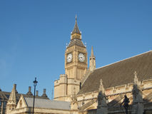 Houses of Parliament Royalty Free Stock Photography