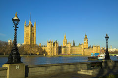 Houses Of Parliament, Royalty Free Stock Photos