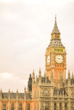 Houses of Parliament and Big Ben Royalty Free Stock Photo