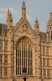 Houses Of Parliament - Detail Royalty Free Stock Image