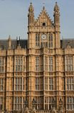 Houses Of Parliament - Detail Royalty Free Stock Photo