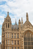 Houses of Parliament detail Royalty Free Stock Photos