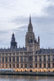 Houses of Parliament. Detail of Houses of Parliament Royalty Free Stock Photos