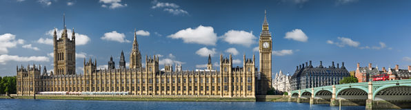 Houses of Parliament, London Stock Photography
