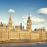 Houses of Parliament, London Royalty Free Stock Image