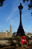 The Houses of Parliament in London Stock Photography