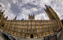 Houses of Parliament, London Royalty Free Stock Photography