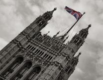 Houses of Parliament, London Stock Image
