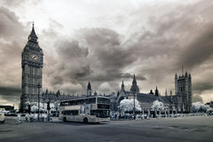 Houses of Parliament, London, Royalty Free Stock Photo