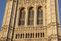 Houses of Parliament; London Royalty Free Stock Photo