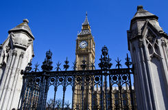 Houses of Parliament in London Stock Photography