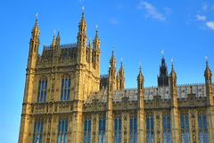 Houses of Parliament, The London Big Ben, London, England Stock Photo