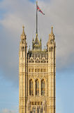 Houses of Parliament at London, England Stock Image