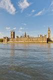Houses of Parliament at London, England Stock Photography