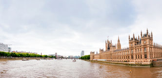 Houses of Parliament in London, England Stock Photos