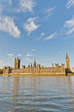 Houses of Parliament at London, England Royalty Free Stock Photos
