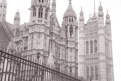 Houses of Parliament, London, England Royalty Free Stock Photo