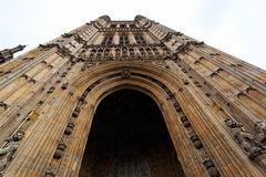 The Houses of Parliament. London. UK. Stock Photo