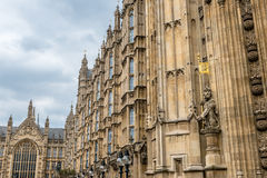 Houses of Parliament, London, UK Royalty Free Stock Photo