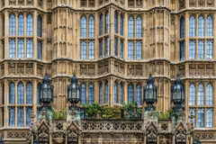 Houses of Parliament, London, UK Royalty Free Stock Photos