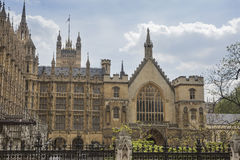The Houses of Parliament Stock Photos