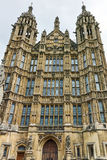 Houses of Parliament, Palace of Westminster,  London, England Royalty Free Stock Images