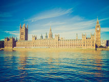 Houses of Parliament Stock Image