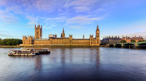 Houses of Parliament, Westminster, London Royalty Free Stock Image