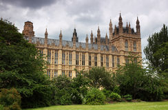 Houses of parliament or Westminster Palace Royalty Free Stock Images