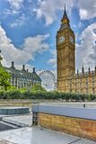 Houses of Parliament, Westminster Palace, London, England, Great Britain Stock Images