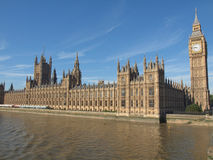 Houses of Parliament Stock Photo