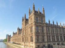 Houses of Parliament Royalty Free Stock Images