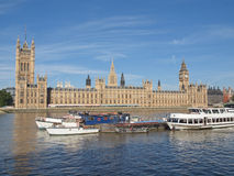 Houses of Parliament Stock Images